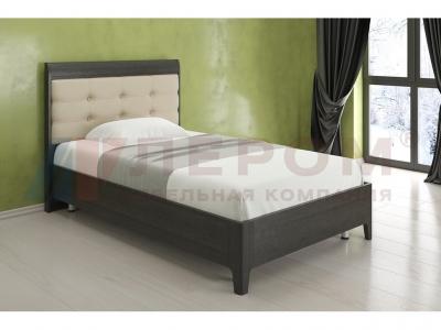 Кровать с ортопедическим основанием КР-2072 1400х2000 Дуб Венге