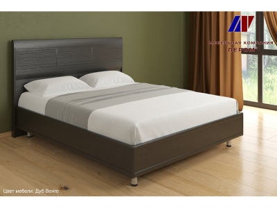 Кровать КР-2703 1600х2000 Дуб Венге