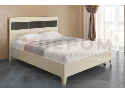 Кровать КР-2864 1800х2000 Дуб Беленый - комбинированный