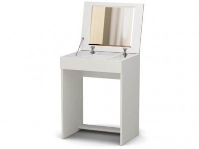 Столик туалетный Эксон Белый