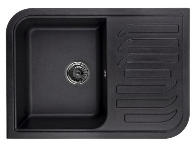 Кухонная мойка Granula 7001 Черный