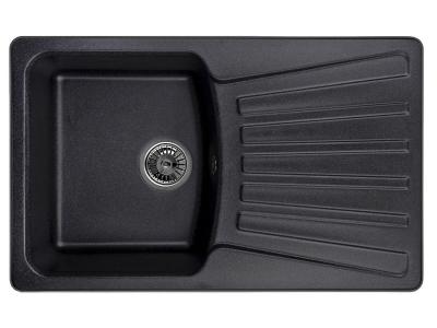 Кухонная мойка Granula 8001 Черный