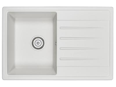 Кухонная мойка Standart 7602 Белый