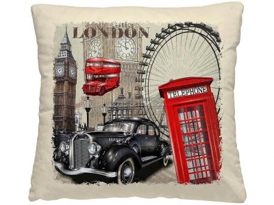 Подушка-думка 40/40 Лондон