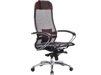 Компьютерное кресло Samurai S-1.03 темно-бордовый
